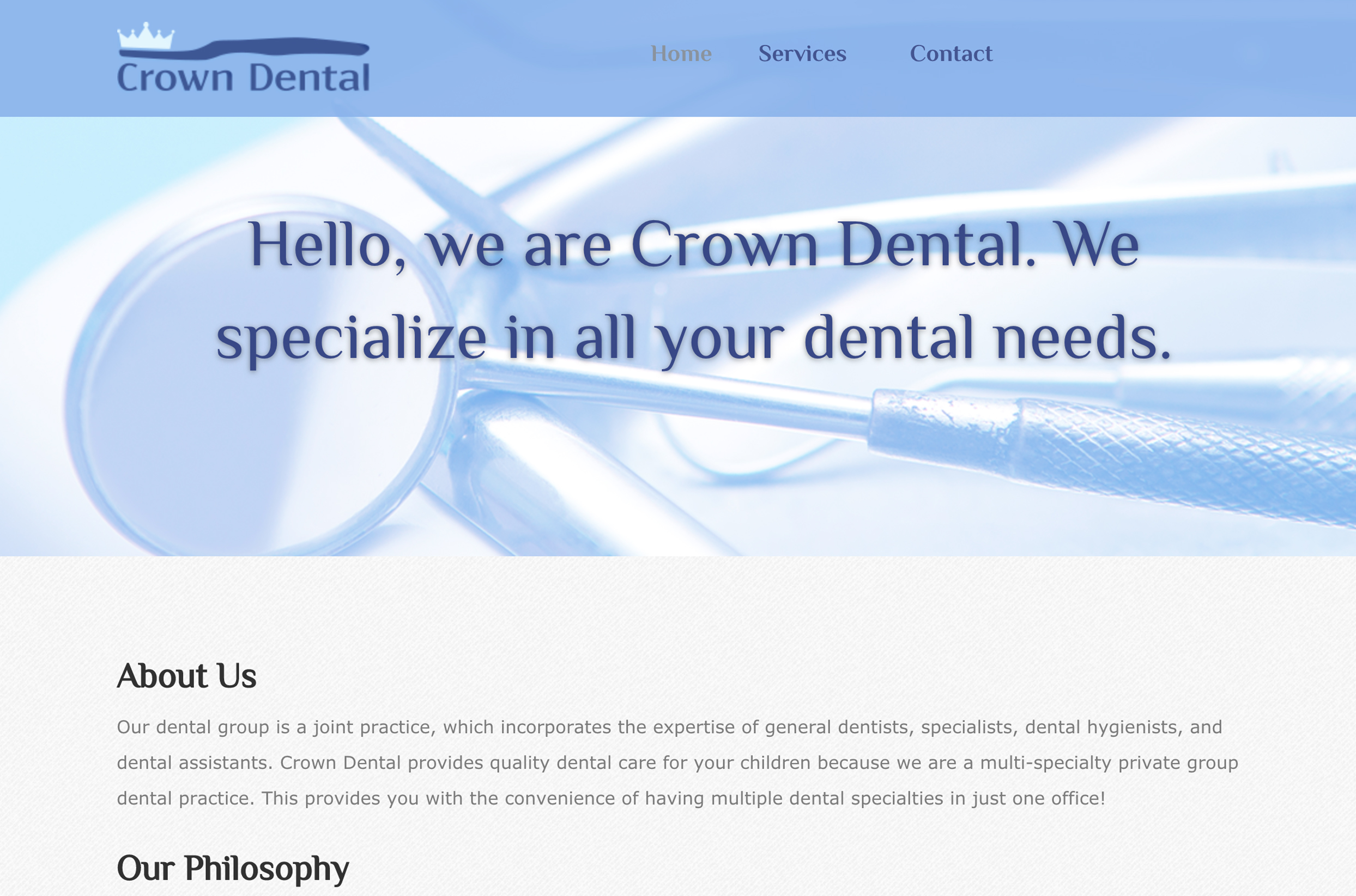 Crown Dental Thumbnail